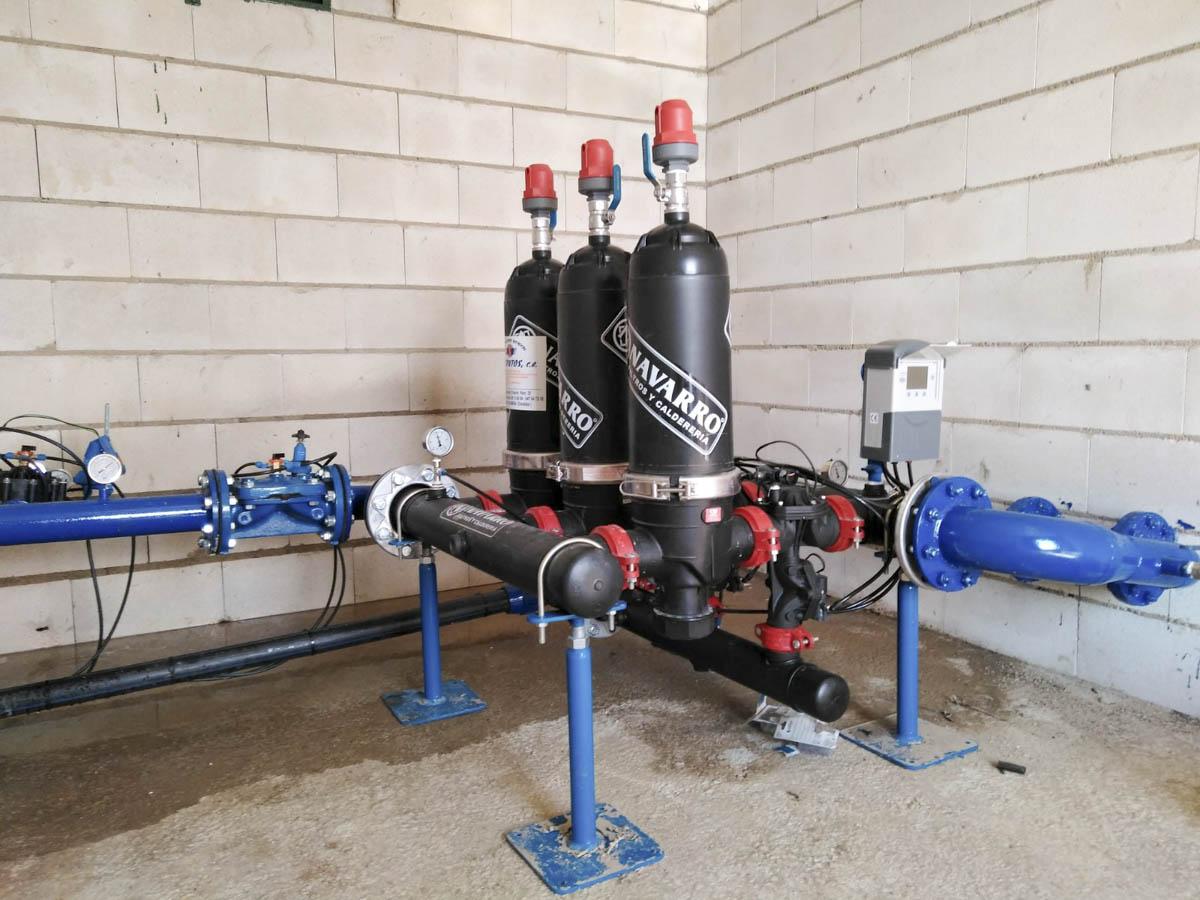 Filtros Navarro, filtración agrícola, nuevas instalaciones