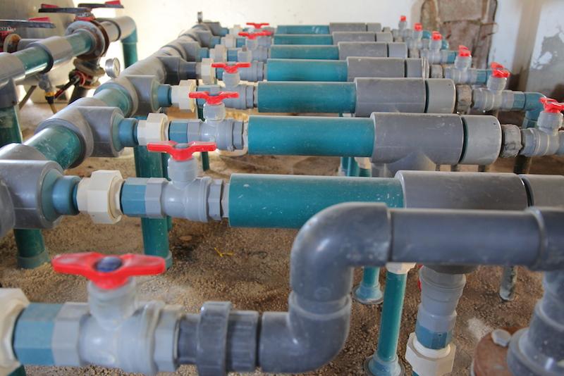 Irriman, proyecto europeo para ahorrar agua y energía en los riegos. NAVARRO FILTROS y CALDERERÍA