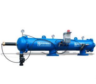 Filtros Automáticos Malla Horizontales para riego